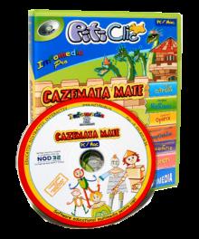 """PitiClic - """"Math Casemate"""""""