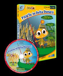 PitiClic at the Danube Delta