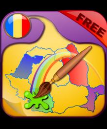I colour Romania