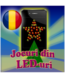 LED's games - Romanian Version
