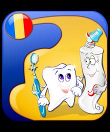 Little Tooth's Fairytale - Romanian Version