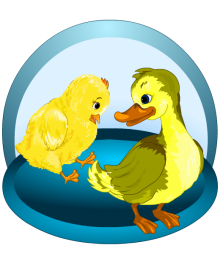 Smarter Child - Duckling&Chick - Romanian Version
