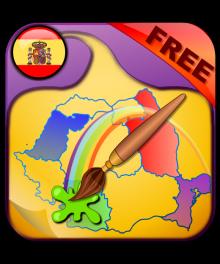 Descubro Rumania dibujándola (I colour Romania)