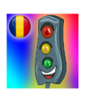 The musical traffic lights - Romanian Version