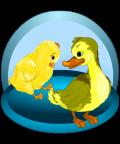 Fabula: Puiul si Bobocul - Varianta in Romana