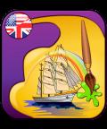 I colour the Black Sea seaside - English Version